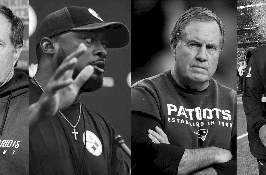 A Comparison Analysis of Bill Belichick and Mike Tomlin