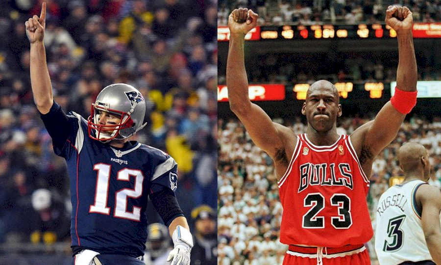 3 Reasons Comparisons Of MJ And Tom Brady Do Not Make Sense